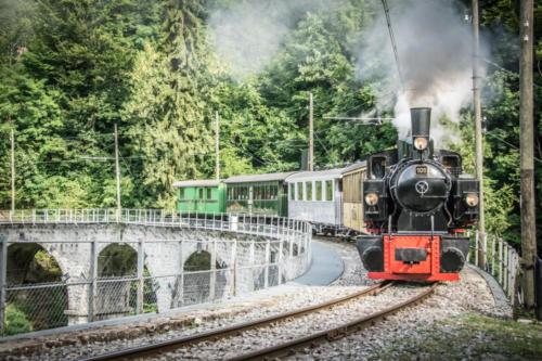 7. Holmes - Neuchâtel et Blonay-Chamby